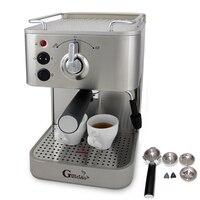 J00 полуавтоматическая итальянский 19 бар капучино кофеварка эспрессо дома Кофе машина