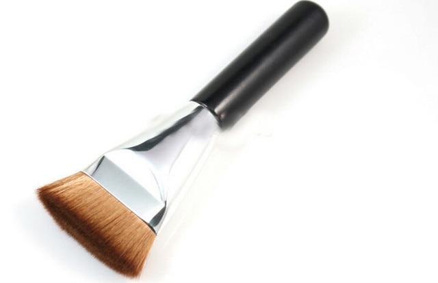 1PCS New Fashion Flat Contour Brushes Blush Brush Blend Makeup Comestic Y937