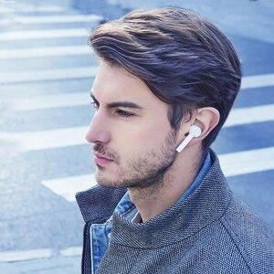 Image 4 - הגלובלי גרסת Xiaomi Bluetooth אוזניות אוויר ANC ENC פעיל רעש הפחתת TWS מגע שליטה אלחוטי אוזניות AAC HD קול