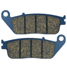 For KYMCO Downtown/Super Dink 125i C21000 09-15 Grand Dink 125 12-15 Downtown 200i 10-15  Motorcycle Brake Pads Front