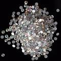Makartt 1440 pcs Plano Voltar Rhinestone Diamante de Cristal de Vidro Gemas Flatback Non-AB hotfix Strass Cristal Venda Quente D0065