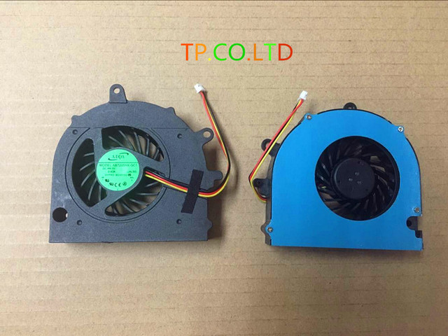 Genuine New Free Shipping notebook cpu fan cooler For Toshiba A500 A505 A500D A500D-10H P/N:AB7005HX-SB3 UDQFLZP01C1N 3PIN