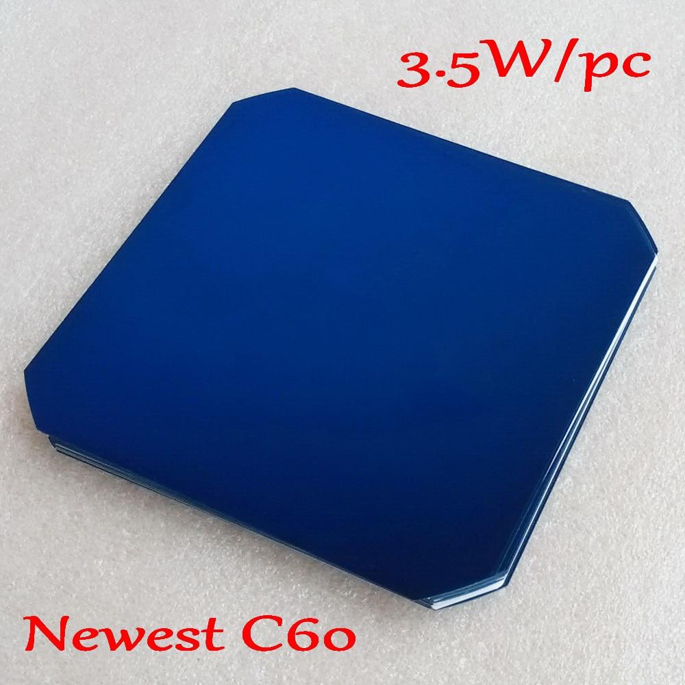 Sunpower Solar Cell 5x5 max 3 5W pc high efficiency 125mm Monocrystalline solar cells 10pcs lot