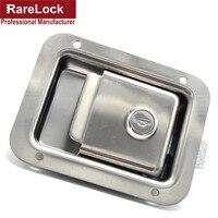 Rarelock High Quality Truck Door Lock Stainless Steel Pickup Accessories Bus,Car Lock Cerradura d