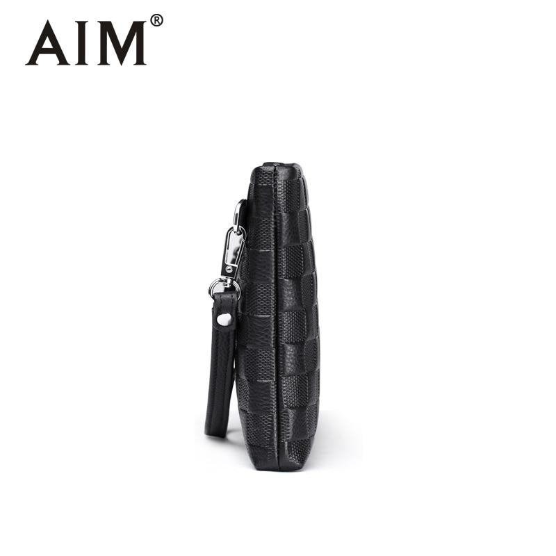 2017 Large Capacity Long Leather Men Wallets Zipper Male Wallet Men Purse Fashion Male Business Wallet Mans Clutch Bags S016
