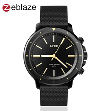 Zeblaze VIBE LITE Smart Quartz Watch 5ATM Waterproof Bluetooth Heart Rate Sleep Fitness Tracker SOS Smartwatch Sports Wristwatch
