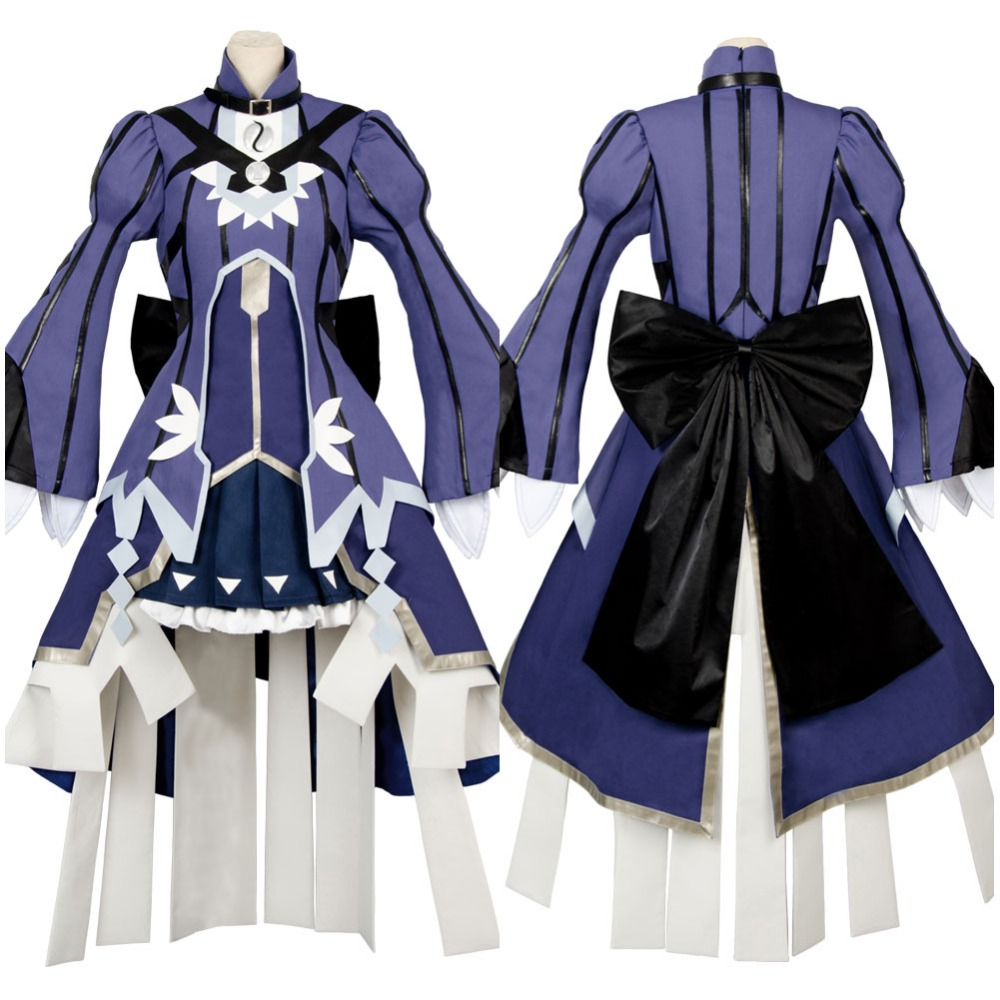 Clockwork Planet RyuZU Cosplay Costume Full Sets
