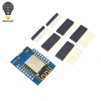 10sets D1 Mini Mini NodeMcu 4M Bytes Lua WIFI Internet Of Things Development Board Based ESP8266