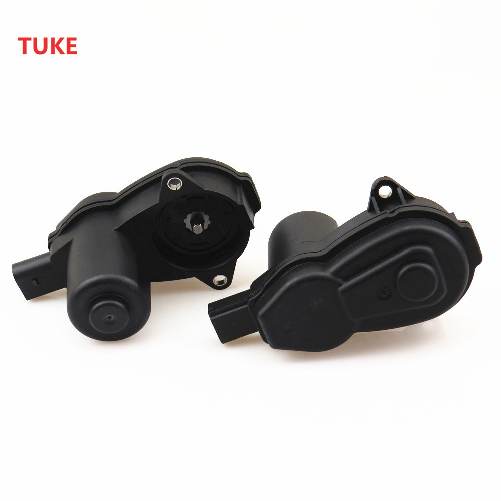TUKE 12 Torx Electronic Rear Wheel Hand Brake Control Calipers Servo Motor 32335478 4E0615137 8K0998281 8K0998281A For Q5 A4 A5