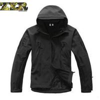 Brand Army Jacket Military Tactical Men Jacket Lurker Shark Skin Soft Shell Waterproof Windproof Men Windbreaker