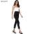 Elegante Ruffles Strapless Jumpsuits Rompers Sexy Backless Verão Comprimento do Tornozelo Moda Collant Magro Street Wear Combinaison Femme