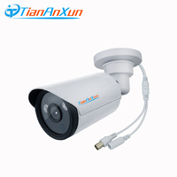 Tiananxun 1080P Ahd Camera 2.0Mp Analog Surveillance Outdoor Waterproof Sony Imx323 Night Vision Video For Cctv Bullet Cameras