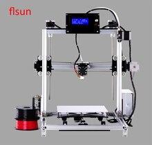 2017 Новый Металл Prusa i3 3d Kit Принтер, 3d принтер для продажи С 2 Рулона Нити Бесплатно