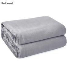 230gsm 300gsm сплошной цвет супер мягкое Коралловое Флисовое одеяло 7 Размер диван-крышка норка пледы зимний лист пушистый теплый плед одеяло