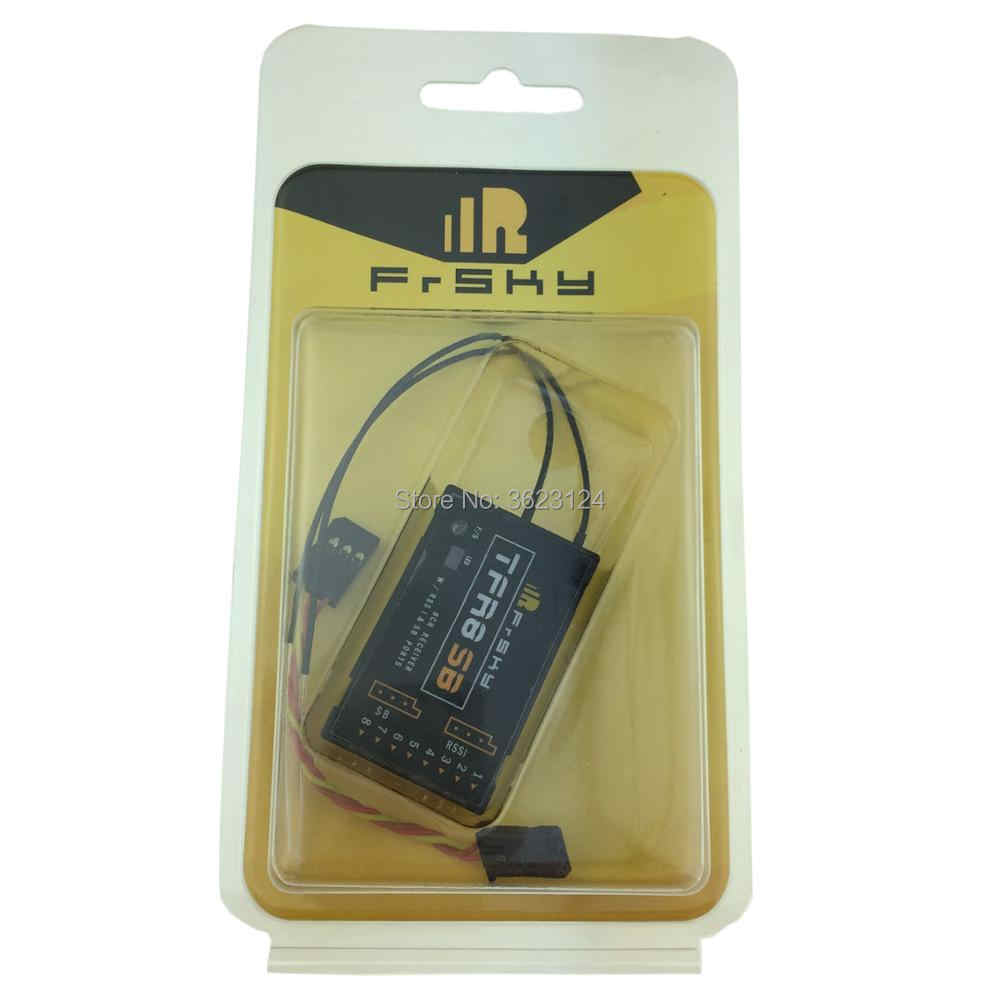 Feiying FrSky TFR8SB 8/16ch 2 4Ghz S Bus Receiver with RSSI Futaba FASST  compatible
