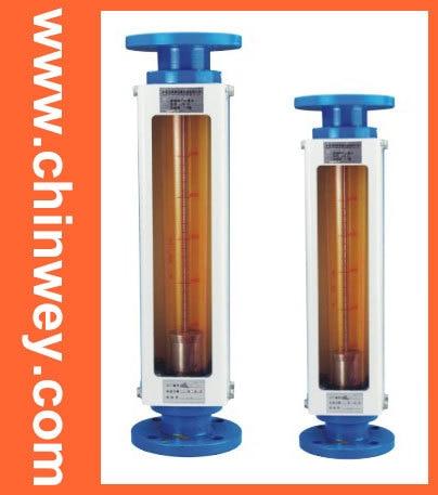 DN25 LZB -25 Glass Rotameter Flow Meter  For Liquid And Gas. Conectrator ,it  Can Adjust  Flow