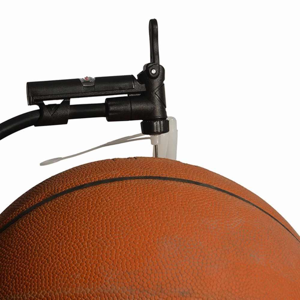 Multi-funcation Palla Gonfiatore Adattatore Ago Connettore Della Valvola Set di Calcio Per Il Basket Palloni e attrezzature da pallavolo Calcio Gonfiare Strumenti