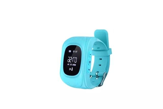 Бесплатная доставка Высокое Качество смарт детские часы q50 Безопасности с gsm GPRS/Lbs/GPS популярных малыш smart watch с анти-потерянный трекер
