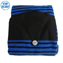 Surfboard Socks Cover 8ft Blue color Quick-dry Sock Surfing protective bag