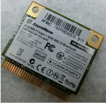 AR9285 AR5B195 WiFi Card+BT For Lenovo G470 G480 G580 Y470