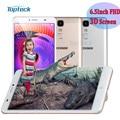 """Y6 DOOGEE Макс 3D Смартфон 6.5 """"FHD 1920*1080 MTK6750 окта основные 3 ГБ + 32 ГБ 13.0MP 4 Г Отпечатков Пальцев 4300 мАч Android 6.0 мобильный Телефон"""