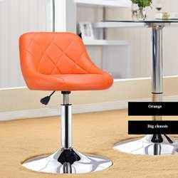 Садовый стул гостиная компьютерное кресло подъема стул черный красный цвет Orange цвет для sellection