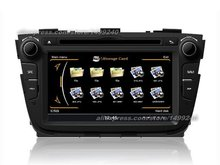 For KIA Sorento 2013~2014 – Car GPS Navigation DVD Player Radio Stereo TV BT iPod 3G WIFI Multimedia System