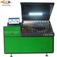 Дизельный впрыск топлива высокого давления common rail насос инжектор тестовый стенд EUI EUP HEUI stand CRS708