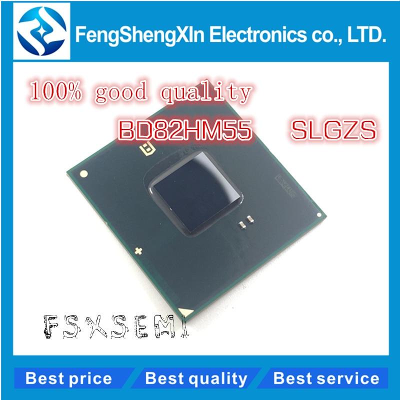 New  BD82HM55  SLGZS  BGA ChipsetNew  BD82HM55  SLGZS  BGA Chipset