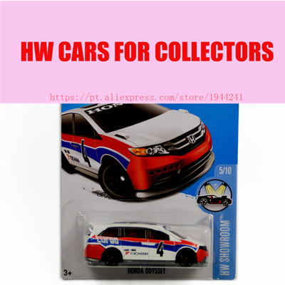 2016 toy cars hot wheels 164 honda odyssey car models metal diecast collection kids