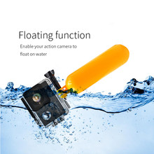 Startrc Handle Floating Grip Waterproof for GoPro Hero 6 5 4 Session 4K SJCAM SJ5000 action Camera for Go pro 6 DJI osmo action(Hong Kong,China)