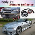Bumper Lip Lips For BMW Z3 E37 E36/7 1995~2002 / Car Lip Shop Spoiler For Car Tuning / TOPGEAR Recommend Body Kit + Strip