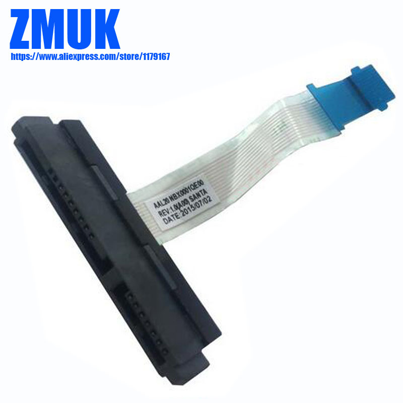New HDD Cable For <font><b>Dell</b></font> 5558 3558 5555 5559 <font><b>3458</b></font> Series,P/N 0H5G06 CN-0H5G06 AAL20NBX0001QE00 image