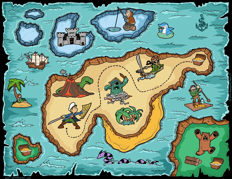 Как установить новые карты