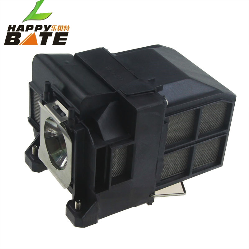 HAPPYBATE ELPLP77/V13H010L77 Compatible lamp with housing for PowerLite 4650/4750W/4855WU/EB-4550/EB-4750W/EB-4850WU/1970W/1975W