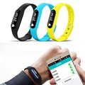 New Smart Wristband C6 Heart Rate Monitor Bracelet Bluetooth 4.0 Pulsometer Passometer Fitness Tracker For Android 4.4 iOS 7.0