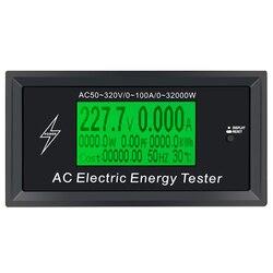 3Kkw cyfrowy napięcie aplikacji telefonu Ac metrów wskaźnik energii energii woltomierz amperomierz prądu amperomierz Volt watomierzy pomiarowy Tester detektor|Liczniki energii do fotowoltaiki|   -