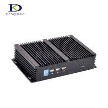 Промышленные Мини-ПК Core i7 5550U i5 4200U i3 5005U 2 * COM RS232 HDMI VGA 300 м WI-FI безвентиляторный HTPC NC320