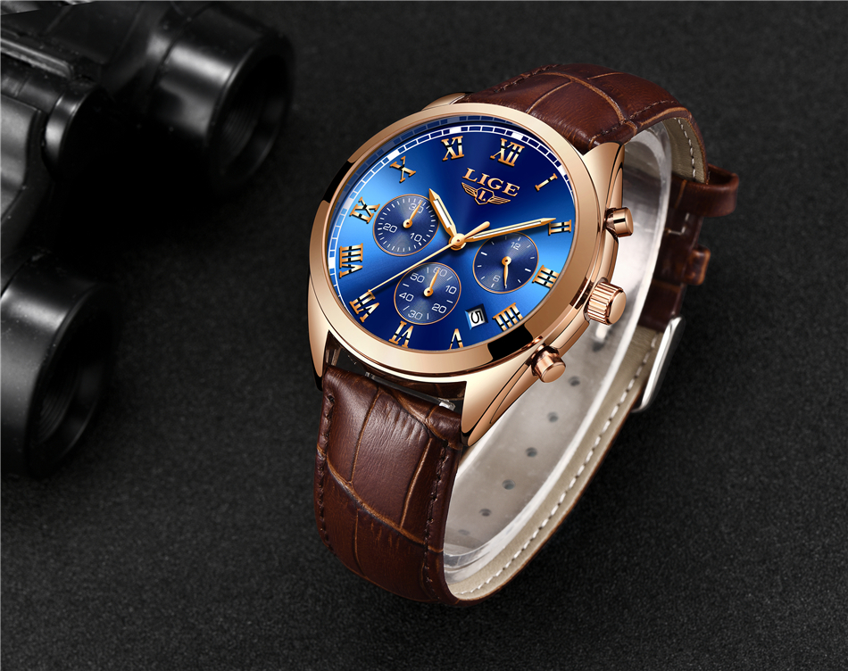 HTB1nLN5n5OYBuNjSsD4q6zSkFXao 2020 LIGE Mens Watches Top Brand Luxury Waterproof 24 Hour Date Quartz Clock  Male Leather Sport Wrist Watch Relogio Masculino