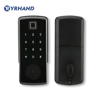 Electronic Door Lock,Digital Smart Bluetooth APP Keyless Lock,Keypad Code Password Door Lock