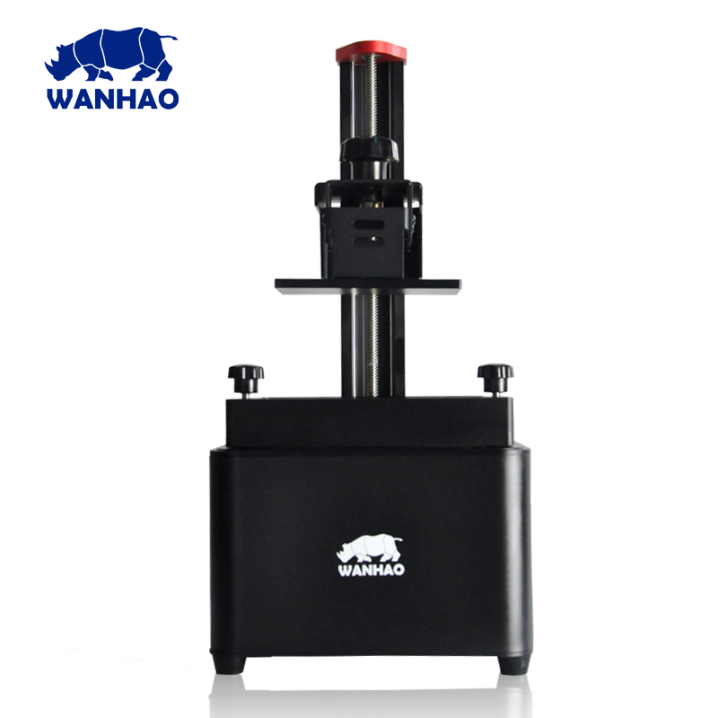 цены  Wanhao D7 V1.4 Printer UV resin 3D Printer SLA  DLP 3D Printer only $399 with 250ml Resin gift Cheap High quality