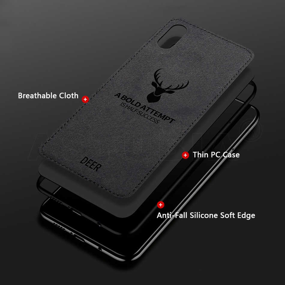 iphone xs case deer