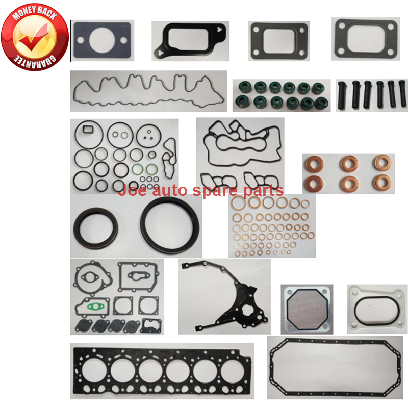 D6E completo Do Motor junta conjunto Completo kit para Volvo escavadeira Carregadeira de rodas