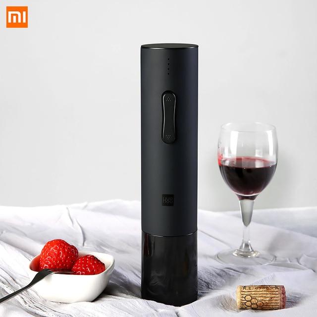 Original huohou vinho garrafa elétrica mi passkey 2018 legal gadget casa inteligente acessórios melhor presente