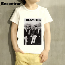 Kids The Smiths Rock Band Design Baby Boys/Girl TShirt Children