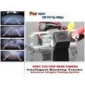 Para a SEAT Mii/Volkswagen Up/Skoda Citigo Carro Inteligente estacionamento Câmera/com Faixas Módulo Câmera Traseira Visão CCD Noite