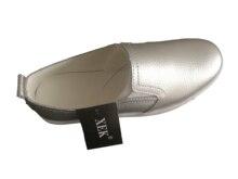 Women's Casual Silver Color Sport Shoes
