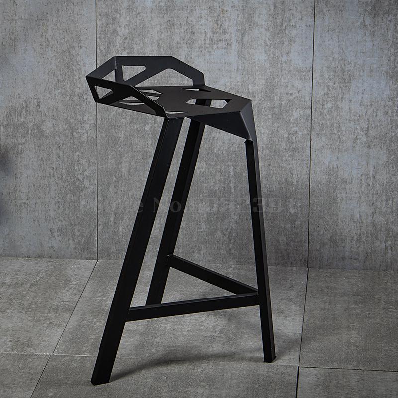 Промышленный ветер, кованое железо стул кассовый бар Ktv креативный Kong
