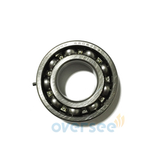 Aftermarket 93306-205U7-00 BEARING for Yamaha 9.9HP 15HP Outboard Engine 6E7 63V