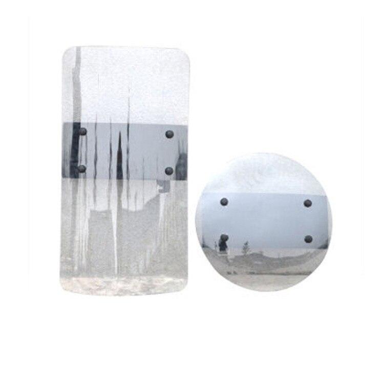 Safurance прозрачный ПК ручной щит anti-щитом для защиты безопасности самостоятельно защитить